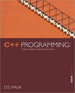 C++ Programming: Program Design Including Data Structures