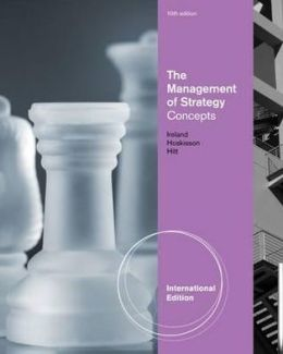 The Management of Strategy: Concepts