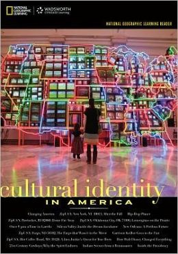 National Geographic Learning Reader: Cultural Identity in America (with Printed Access Card)