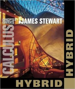 Calculus: Concepts and Contexts, Hybrid