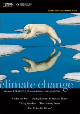 National Geographic Learning Reader: Climate Change with eBook Printed Access Card
