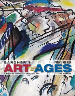 Gardner's Art through the Ages: A Concise History of Western Art (with Arts CourseMate with eBook Printed Access Card)