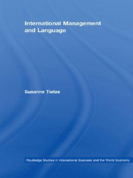 International Management and Language