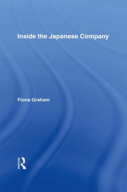 Inside the Japanese Company