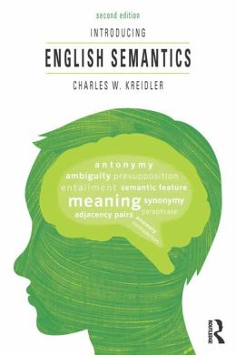 Introducing English Semantics, Second Edition