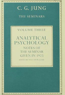 Analytical Psychology: Notes of the Seminar given in 1925 by C.G. Jung