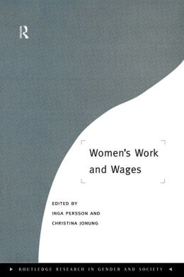 Women's Work and Wages