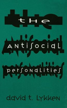 The Antisocial Personalities