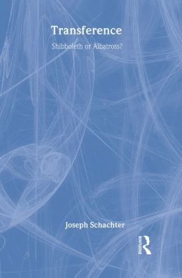Transference: Shibboleth or Albatross?