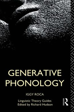 Generative Phonology