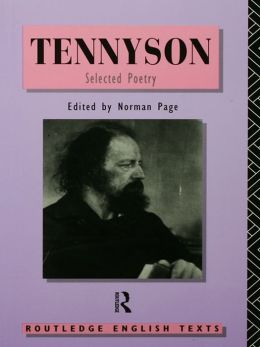Tennyson: Selected Poetry