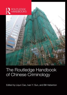 Handbook of Chinese Criminology