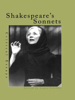 Shakespeare's Sonnets: Critical Essays