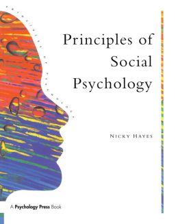 Principles Of Social Psychology