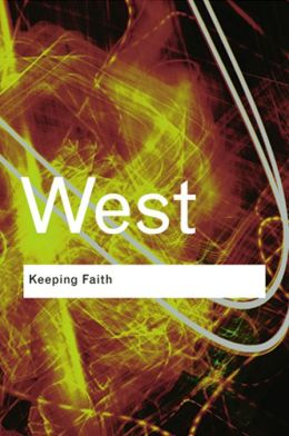 Keeping Faith: Philosophy and Race in America