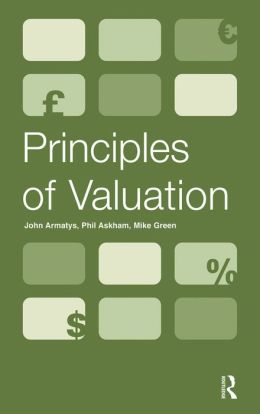 Principles of Valuation