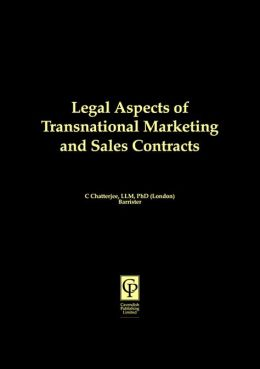 Legal Aspects of Transnational Marketing & Sales Contracts