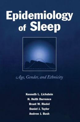 Epidemiology of Sleep: Age, Gender, and Ethnicity