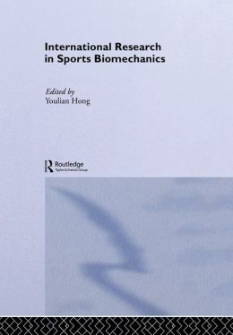 International Research in Sports Biomechanics
