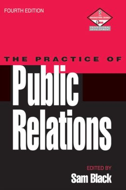 Practice of Public Relations