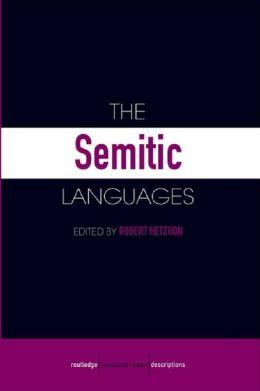 The Semitic Languages