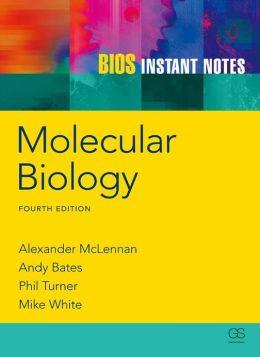 BIOS Instant Notes in Molecular Biology