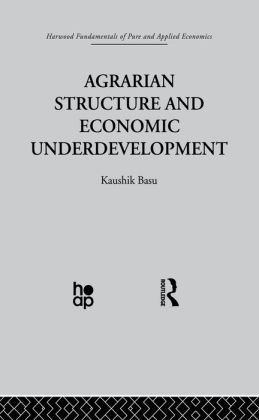 Agrarian Structure and Economic Underdevelopment