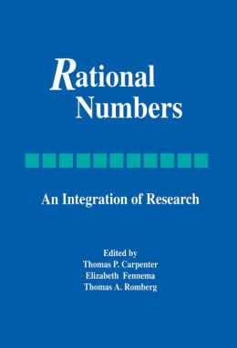 Rational Numbers: An Integration of Research