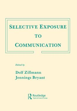 Selective Exposure To Communication