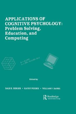 Applications of Cognitive Psychology: Problem Solving, Education, and Computing