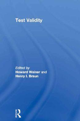 Test Validity