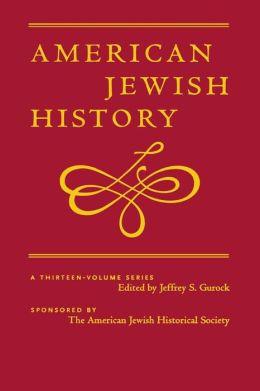 American Zionism: Missions and Politics: American Jewish History