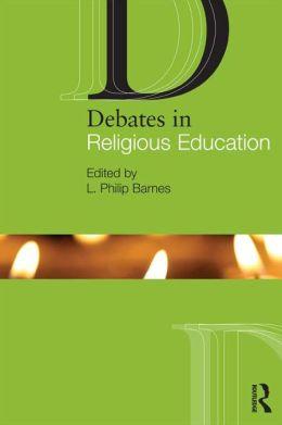 Debates in Religious Education