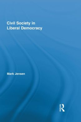 Civil Society in Liberal Democracy