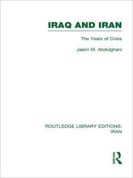 Iraq and Iran (RLE Iran A)