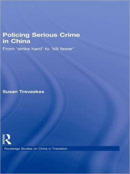 Serious Crime in China