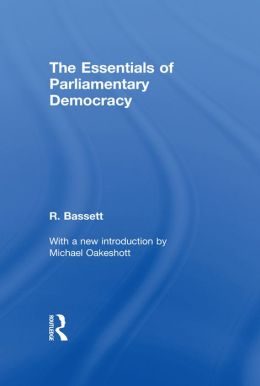 Essentials of Parliamentary Democracy