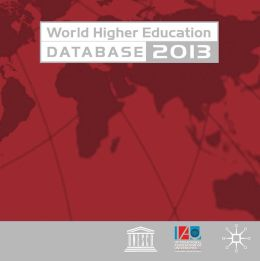 World Higher Education Database Network 2013