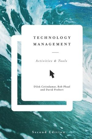 Technology Management: Activities and Tools