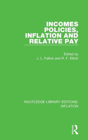 Incomes Policies, Inflation and Relative Pay