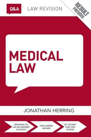 Q&A Medical Law