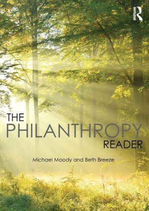 The Philanthropy Reader