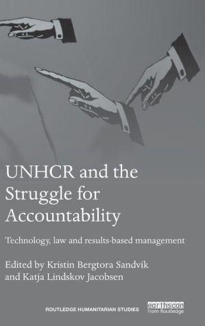 UNHCR And The Struggle For Accountability Technology Law Results Based Management