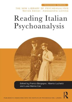 Reading Italian Psychoanalysis