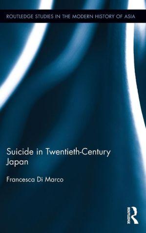 Suicide in Twentieth Century Japan