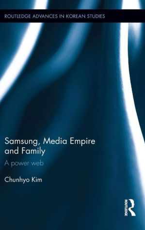 Samsung, Media Empire and Family: A power web