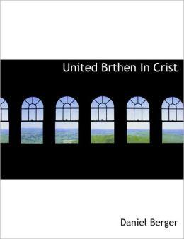 United Brthen In Crist