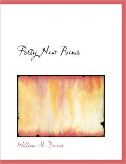 Forty New Poems