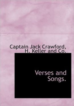 Verses and Songs.