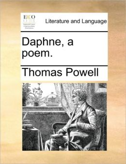 Daphne, a poem.
